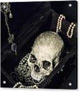 Treasure Chest Acrylic Print by Joana Kruse