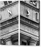 Union Station Acrylic Print by Donald Schwartz