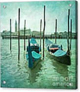 Venice Acrylic Print by Paul Grand