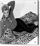 Vertigo, Kim Novak, 1958 Acrylic Print by Everett