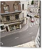 View From Window   Acrylic Print by Igor Kislev