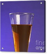 Vinegar & Baking Soda Experiment, 1 Or 3 Acrylic Print by Photo Researchers, Inc.