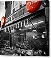 Vintage Store Acrylic Print by Kamil Swiatek