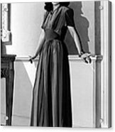 Vivien Leigh, Circa Late 1930s Acrylic Print by Everett