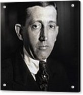 Will Hays 1879-1954, The First Acrylic Print by Everett
