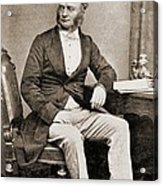 William Fothergill Cooke 1806-1879 Acrylic Print by Everett
