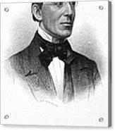 William Lloyd Garrison Acrylic Print by Granger