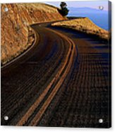 Winding Road Acrylic Print by Garry Gay