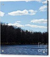 Wisconsin's Peshtigo River Acrylic Print by Ms Judi
