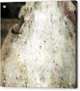 Woman In A Meadow Acrylic Print by Joana Kruse