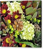 Woodland Glory Acrylic Print by Jan Amiss Photography