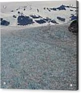 World Of Ice Acrylic Print by Mike Reid