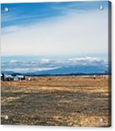 Yakima Valley Acrylic Print by Tim Perry