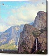 Yosemite National Park Acrylic Print by Luiz Felipe Castro