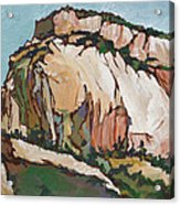 Zion National Park Acrylic Print by Sandy Tracey
