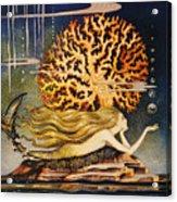 Andersen: Little Mermaid Acrylic Print by Granger