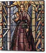 Sally Tompkins (1833-1916) Acrylic Print by Granger