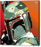 067. He's No Good To Me Dead Acrylic Print by Tam Hazlewood