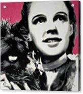 - Dorothy - Acrylic Print by Luis Ludzska