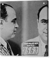 Al Capone 1899-1847, Prohibition Era Acrylic Print by Everett