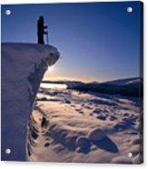 Alaska, Juneau Acrylic Print by John Hyde - Printscapes