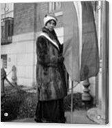 Alice Paul (1885-1977) Acrylic Print by Granger