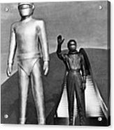 Day The Earth Stood Still Acrylic Print by Granger