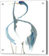 Duet Acrylic Print by Mui-Joo Wee