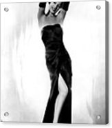 Gilda, Rita Hayworth, 1946 Acrylic Print by Everett