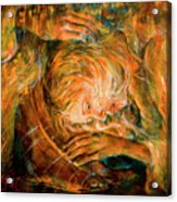 I Cried For You  Acrylic Print by Nik Helbig