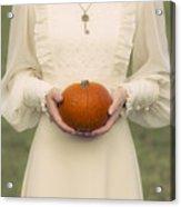 Pumpkin Acrylic Print by Joana Kruse