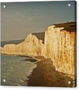 Seven Sisters Acrylic Print by Sharon Lisa Clarke