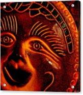 Sun Burn Acrylic Print by Ed Smith