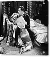 Silent Film Still: Couples Acrylic Print by Granger