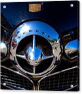 1950 Studebaker Champion Acrylic Print by David Patterson