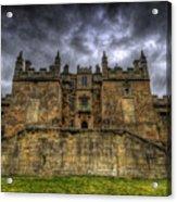 Bolsover Castle Acrylic Print by Yhun Suarez
