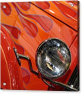 Hot Rod Ford Coupe 1932 Acrylic Print by Oleksiy Maksymenko