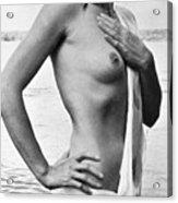 Ursula Andress (b. 1936) Acrylic Print by Granger