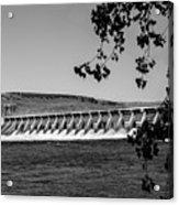 Mcnary Dam Acrylic Print by Robert Bales