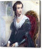 Abigail Adams (1744-1818) Acrylic Print by Granger