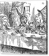 Carroll: Alice, 1865 Acrylic Print by Granger