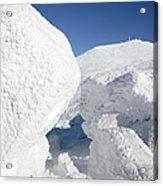 Mount Washington - New Hampshire Usa Acrylic Print by Erin Paul Donovan