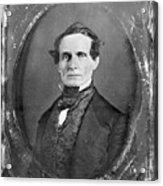 Jefferson Davis Acrylic Print by Granger