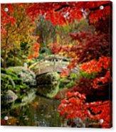 A Most Beautiful Spot Acrylic Print by Jon Holiday