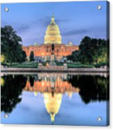 A Nation Awakens Acrylic Print by JC Findley