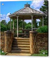 A Place To Pray-2 Acrylic Print by Robert Pearson
