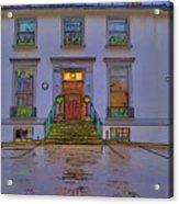 Abbey Road Recording Studios Acrylic Print by Chris Thaxter