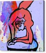 Acrobat 5 Acrylic Print by Adam Kissel