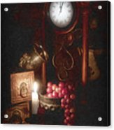 After Midnight Acrylic Print by Tom Mc Nemar