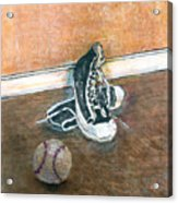 After The Game Acrylic Print by Arline Wagner